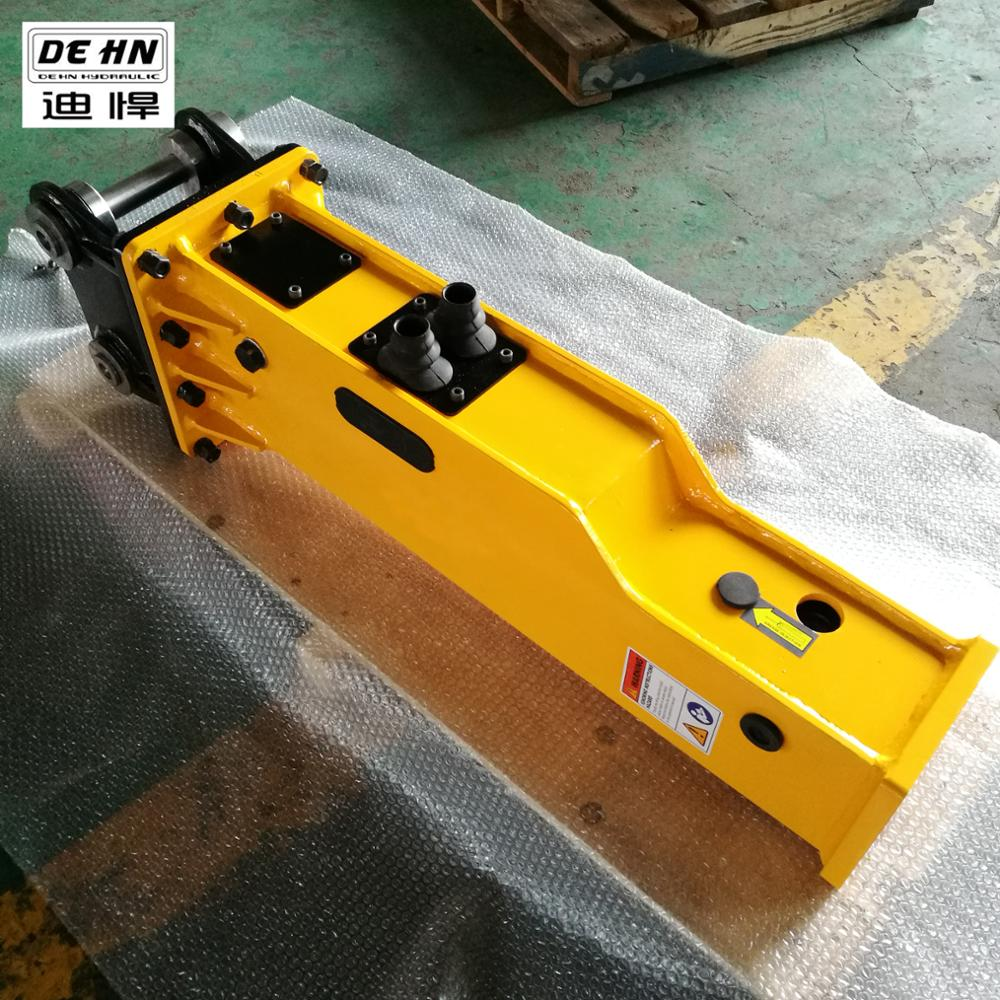 mini diggings machine atlas copco rock breaker for mining with drill rod