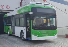 Quality guarantee 23seaters 10m electric bus for sale