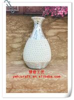 Wholesale Home decoration luxurious ceramia and porcelain vase