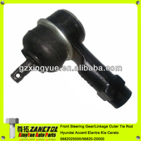 Car Auto Front Steering Gear Linkage Outer Tie Rod End For H yundai Accent Elantra K ia Cerato 5682025000 56820-25000