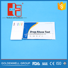 High Quality Home Rapid One Step Urine Multi Drug Test