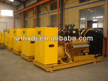 CE ISO EPA 10KVA-1875KVA electric spark generator with famous brand engine for hot sales