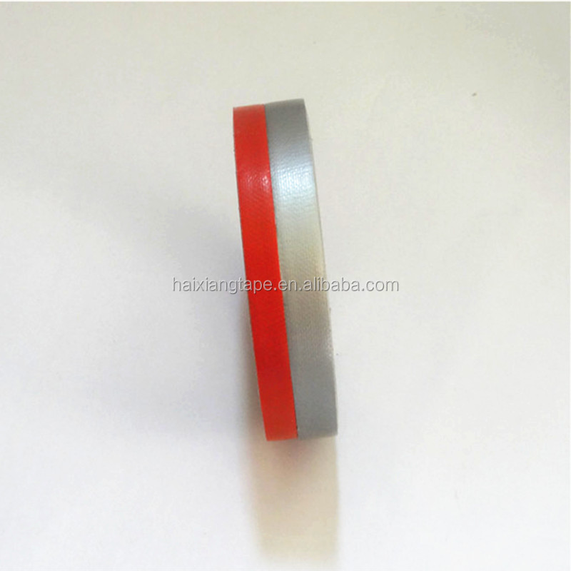 Easy tear textile fiber acrylic adhesive duct tape insulation