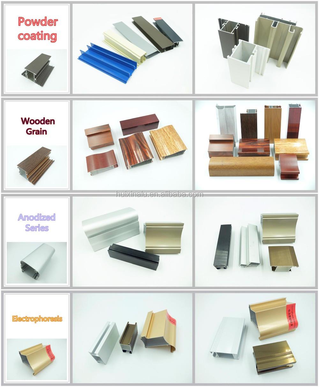 Mauritius Aluminum Bar Profile For Window Door For