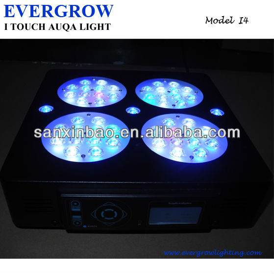 EverGrow Program Modular 120w diy led aquarium lights coral reef tank