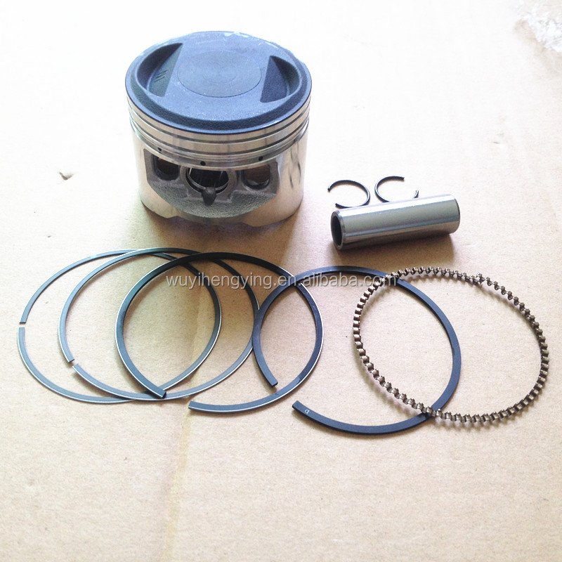 yx160cc 60mm piston kit ring & clips for zs150 pit bike dirt bike