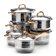 wholesale stainless steel cookware caldero