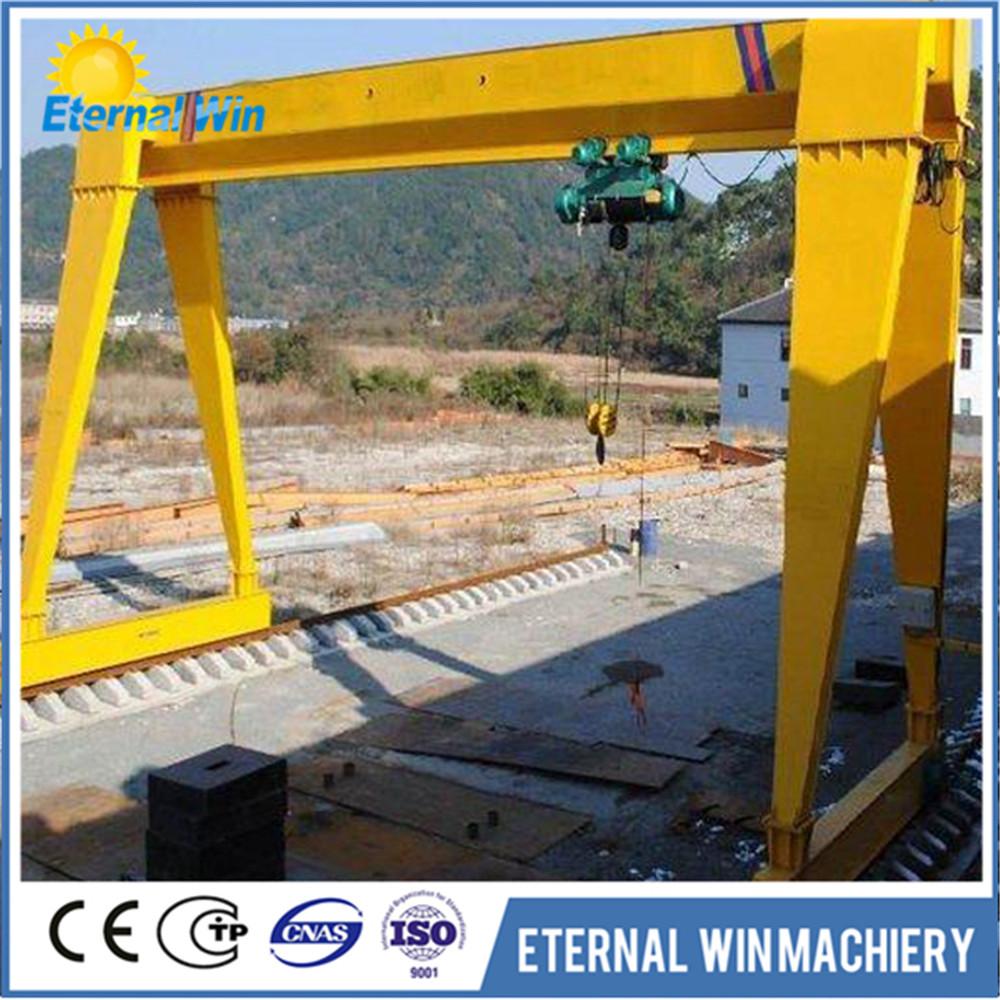 Overhead crane regulations : Monorail overhead crane ton with promotional price