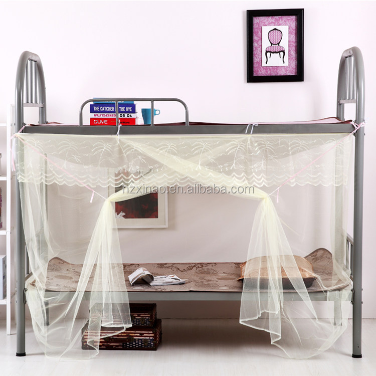 Good Quality bunk Bed Canopy Mosquito Net Curtain For Bunk Bed