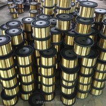 edm brass wire CuZn35 C2700 0.01mm- 16 mm