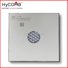 Lightweight and High Quality PVDF/ PE coating Aluminium Honeycomb Panel for exterior cladding