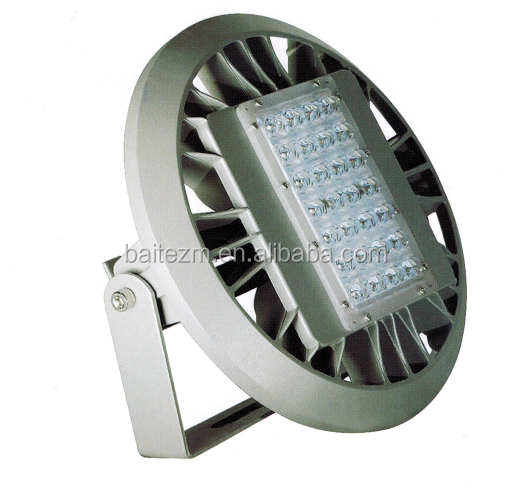 IP65 hot sale Bridgelux chip LED round moving head light for industry large areas 28W/42W/56W