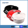 Enamel Porcelain Cookware Casserole With Two Handle Cooking Pot