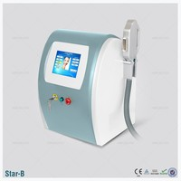 Lady love this machine: High level Salon use skin beauty /CE ipl hair removal
