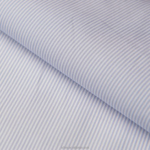 Luthai NOS 100% cotton yarn dyed pencil stripe men shirt fabric