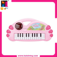 hot sale plastic music instrument electric organ for children