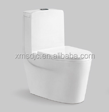 Grade A White ceramic Siphonic one piece toilet