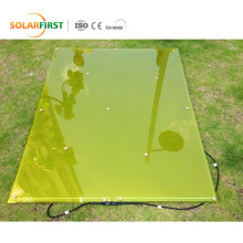 53W Home Portable Aluminum Swim Pool Solar Panel For Sale