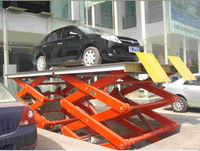 cutomized car parking lift price