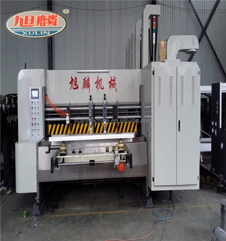 Hebei DongGuang high quality hot sell corrugated paper digital printing machine