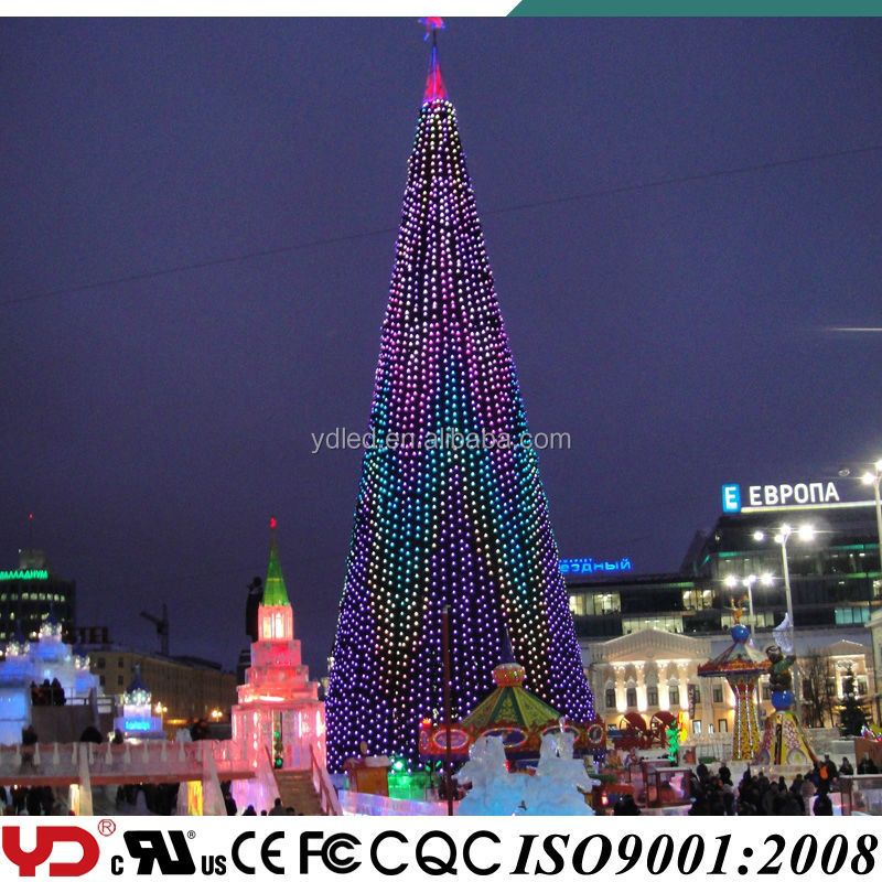 YD ILLUMINATION IP 68 programmable led christmas lights
