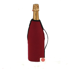 Promotional Waterproof Neoprene Wine Bottle Coolers, Wine Coolers, Bottle Carriers