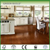 Berry Stained Flat Oak Engineered Wood Flooring Guangzhou price