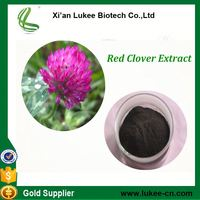 2.5% 8% 20% 40% Isoflavones Natural Red Clover Extract