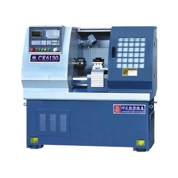 CK6130 high precision stability metal machining cnc Lathe Machine