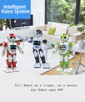 Newest Boss intelligent automatic robot humanoid intelligent robot walking speaking dancing robot