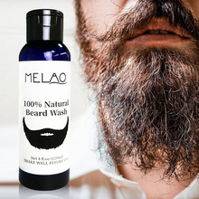 the best Natural Ingredients beard shampoo and shampoo beard for men