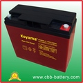 12V20Ah High Rate Battery for High Efficiency UPS NPH85-12