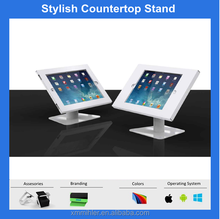 Mihler Tilting Metal Tablet Stand for Ipad/Samsung/POS