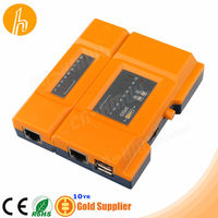 Gold Supplier RJ45 RJ11 RJ12 lan cable tester