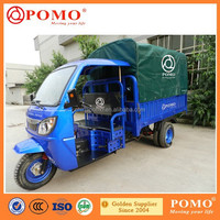 2015 Peru Most Popular Powered By Famous Yinxiang 300CC Water Cooled Gasoline Engine Four Wheeler Cargo Tricycle