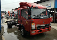 5-10 tons china light truck for good sale
