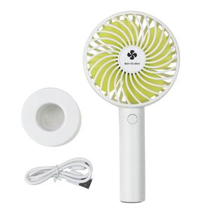 Mini Portable Fan Hand-held USB Rechargeable Cooling Desktop Table Fan for Home Office Outdoor Travel