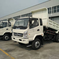 4WD Chinese Brand Cheap Dump Truck