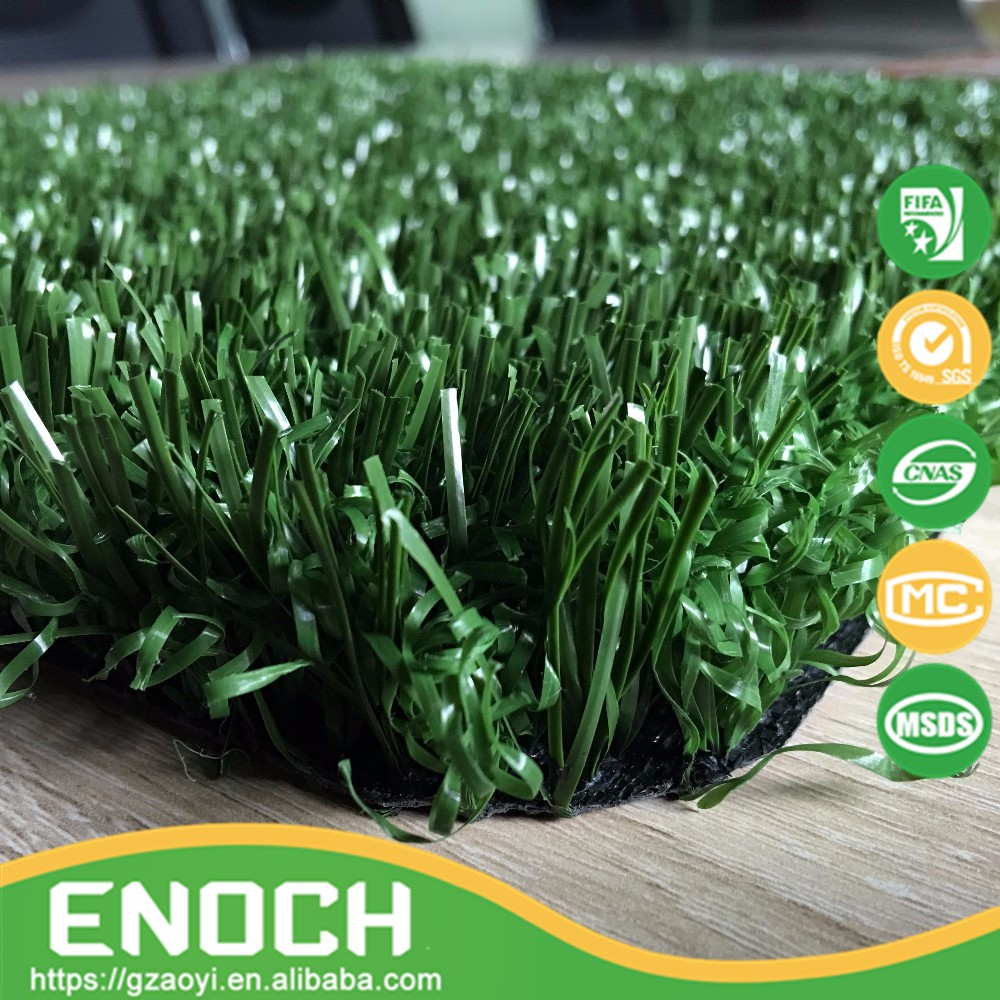 Non infill Dependable Synthetic Free Accessories Artificial Grass for Soccer Field and garden