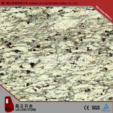 Natural Stone Polished Bianco Granite Slabs