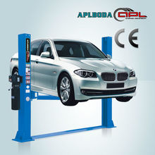 aplboda brand good quanlity 4ton two post car lift for sale