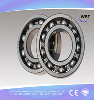 Deep Groove Ball Bearing 6207 Motorcycle Bearing long life high speed