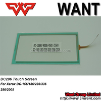 High quality DC286 copier Touch Panel Screen for Xerox DC156 DC186 DC236 DC286 DC336 DC2005