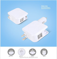 Alibaba universal car inverters with 5V 2.1A USB for traveling ,made in China