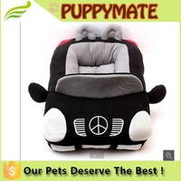 2016 Cute car shaped pet house dog bed washable soft sofa bed luxury pet dog bed