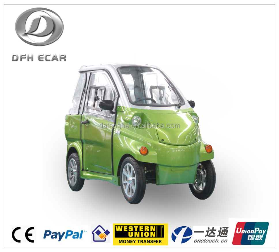cheap 2 seaters mini electric car
