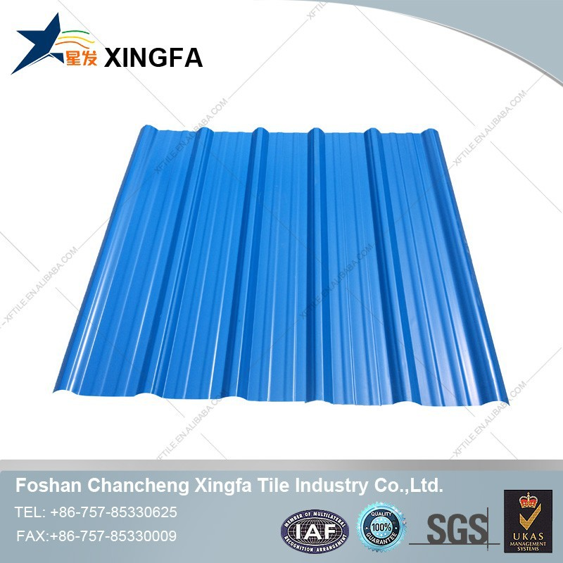 spanish roof sheet/insulated roof sheets prices/plastic corrugated roofing sheet