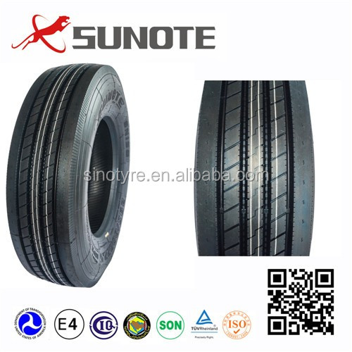 295/75r22.5 front truck tyre
