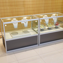 Factory wholesale/customerized Jewelry glass counter