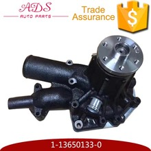 Stock Heavy Duty Truck Part Water Pump for 6HK1 Engine OEM:1-13650133-0
